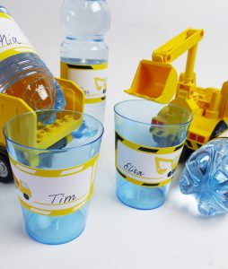 Builders Bottle Labels and Cup Labels -5