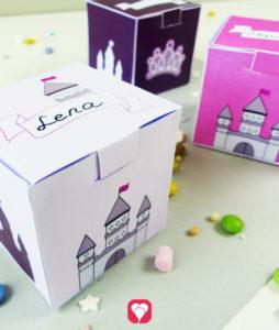 Fairytale Castle Gift Box