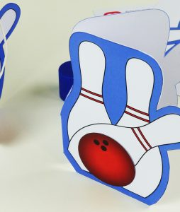 Bowling Card 12