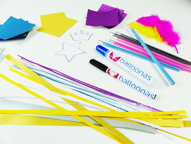 Material für DIY Zauberstab Stift