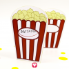 Popcorn Card for crafting