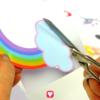 Unicorn Photobooth - cut out motifs