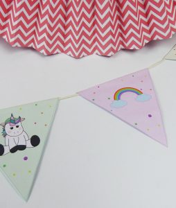 Unicorn Garland 6