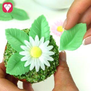Blumen Muffins - balloonas