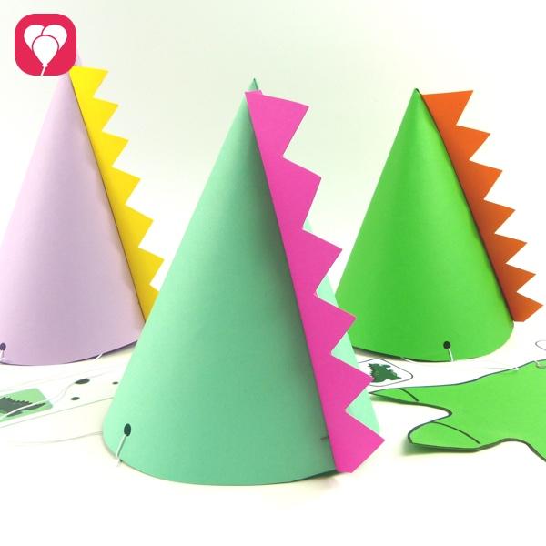 Dino Party Spiele - balloonas