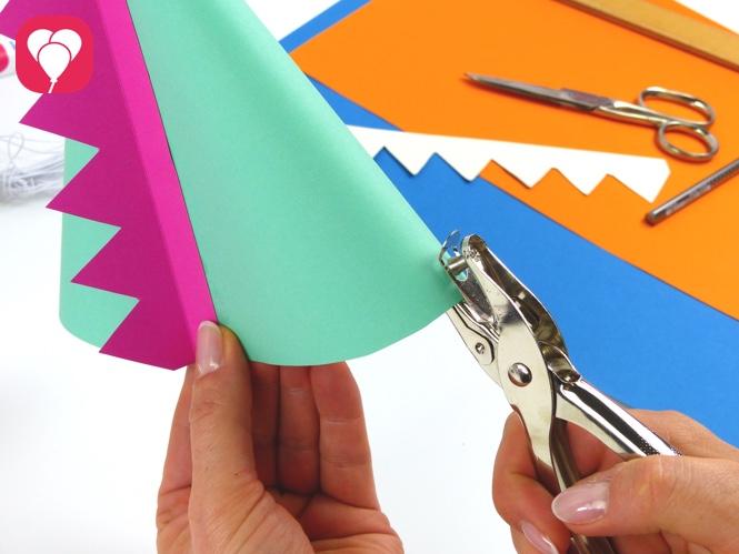 Dino Party Hut: Dino Party Spiele - balloonas