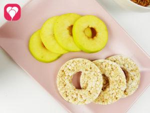 Grundlage für gesunde Donuts - balloonas