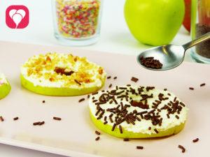 Toppings für gesunde Donuts - balloonas