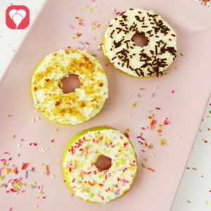 Gesunde Donuts - balloonas