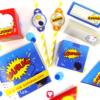 Dein Superhelden Geburtstagspaket zum Download