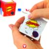Deine Superhelden Geschenkbox im Comic Style