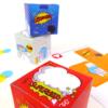 Deine Superhelden Geschenkbox in 4 verschiedenen Farben