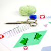 Dino Wimpelkette - das brauchst Du