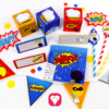 Superhero Birthday Package basic