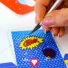 Superhero Gift Box - step 2
