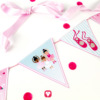 Ballerina Birthday package - Garland