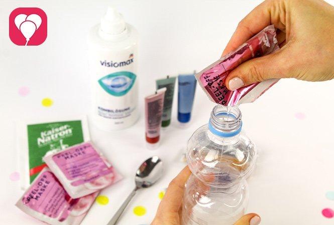 DIY Slime selber machen