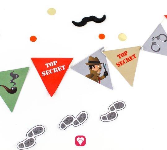 Detective Garland - balloonas