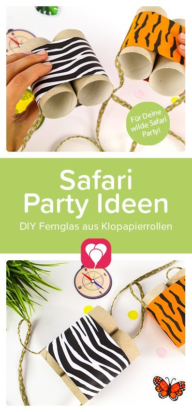 DIY Safari Fernglas