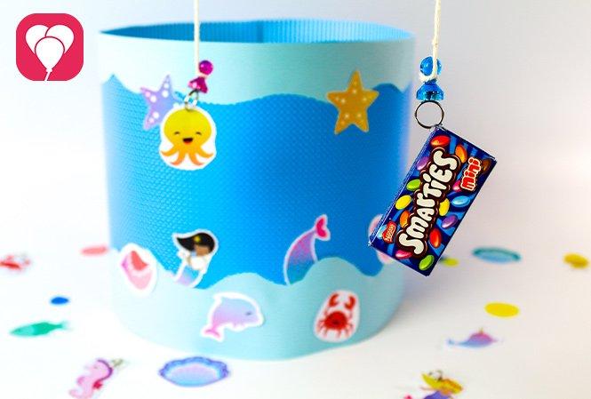 Meerjungfrau Geburtstag Spiele - balloonas