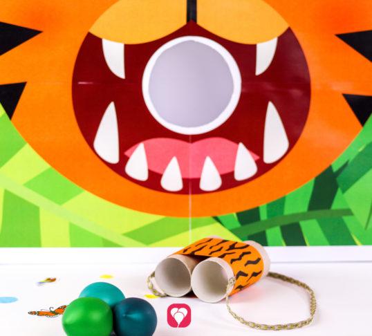 Safari Wurfspiel - balloonas