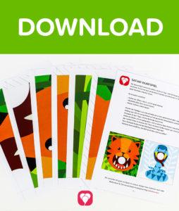 Safari Wurfspiel - Download