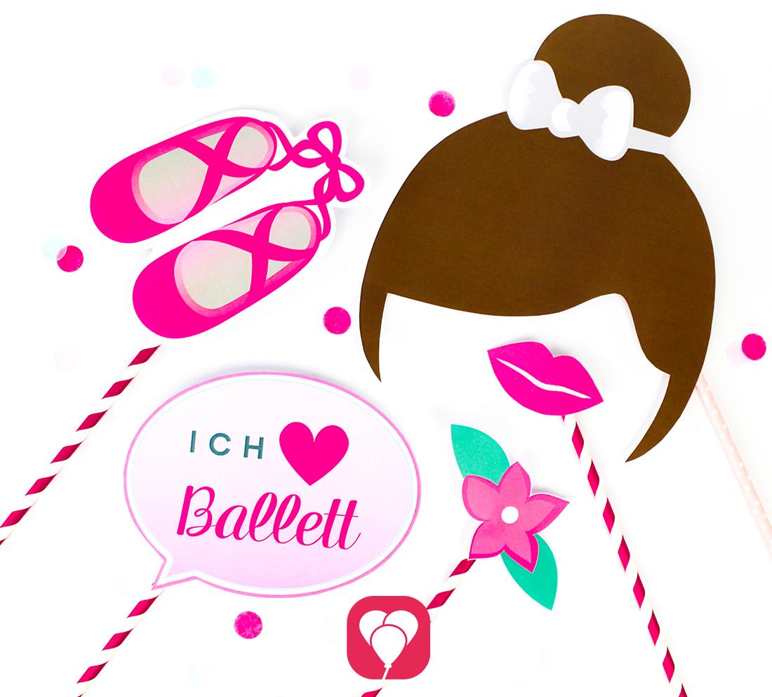 Ballerina Photo Booth