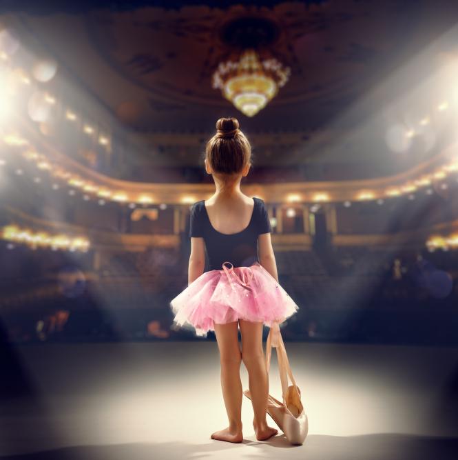 Ballerina Dekoideen