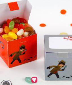 Detective Gift Box - balloonas