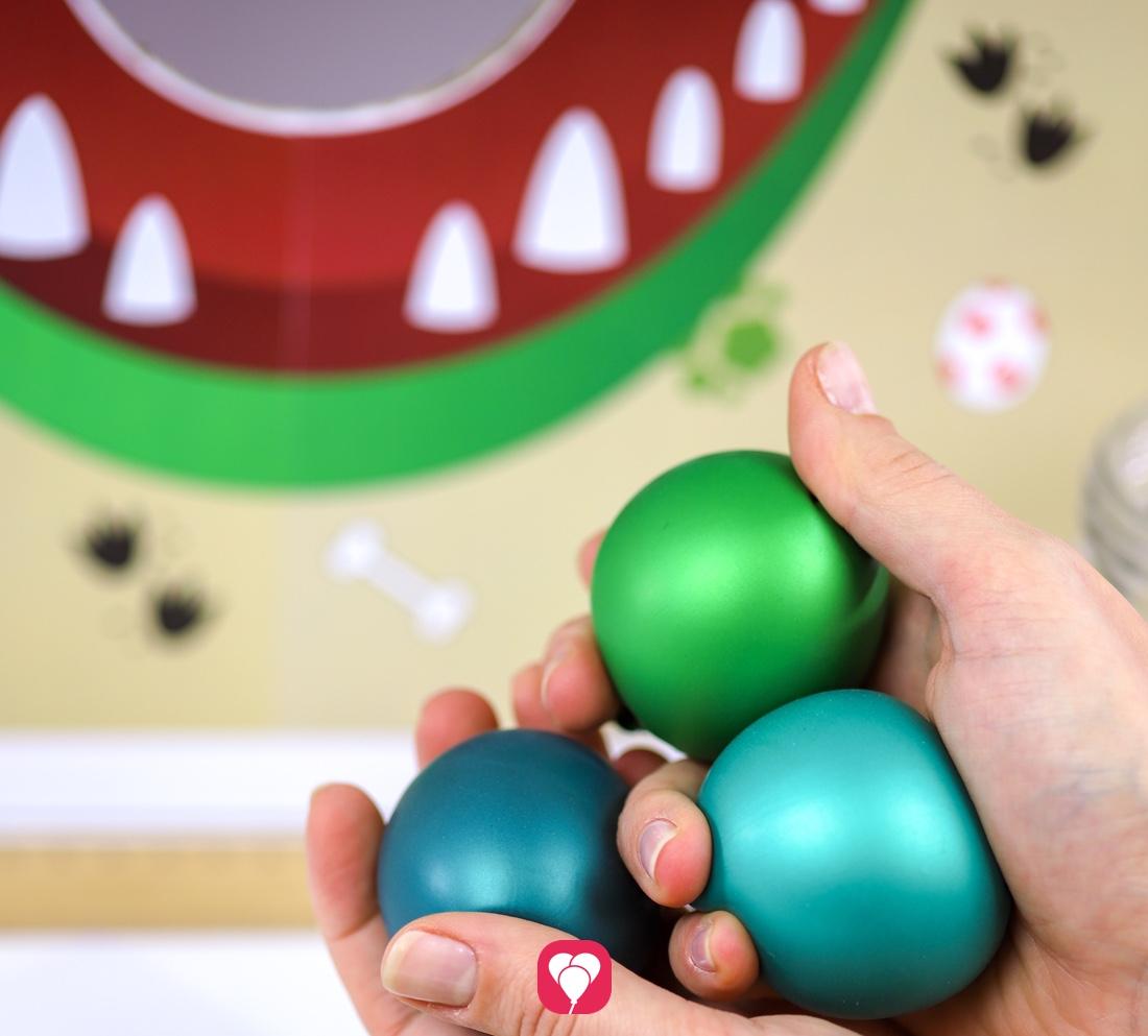 DIY Wurfbälle für dein Wurfspiel