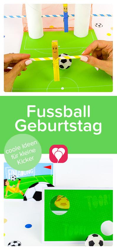 Fussball Geburtstag - balloonas