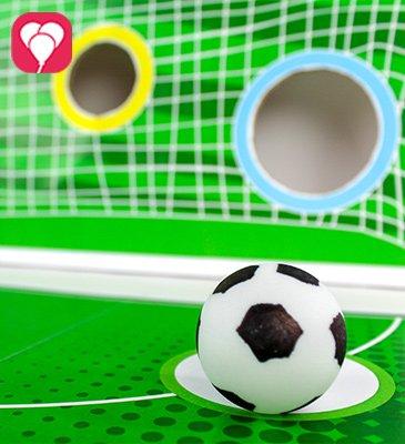 Fussball Torwand Spiel - balloonas
