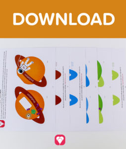 Space Invitation - Download