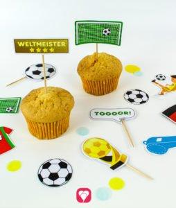 Fußball Deko Picker - balloonas