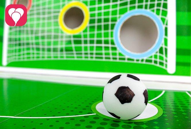 Fussball Torwand Spiel - Fussball