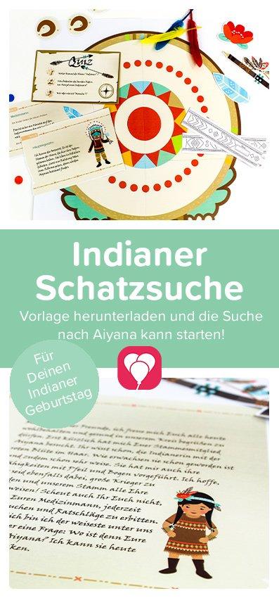Indianer Schatzsuche Pinterest Pin balloonas