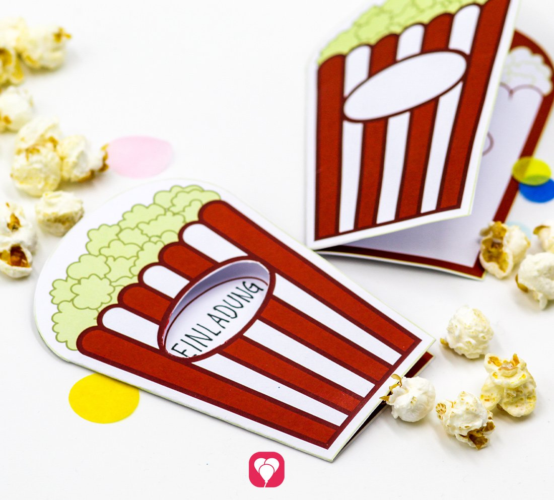 Kino Einladung