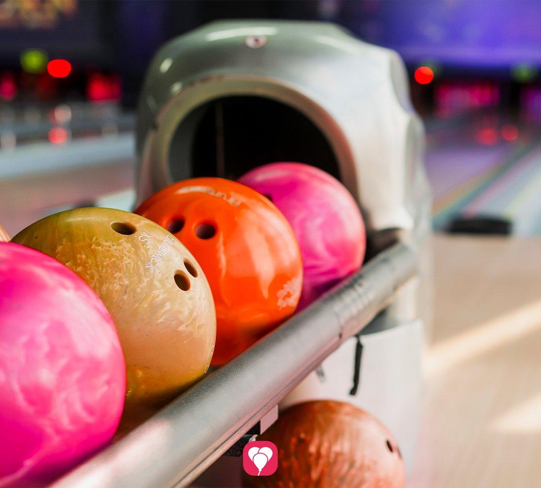 Bowling Kindergeburtstag