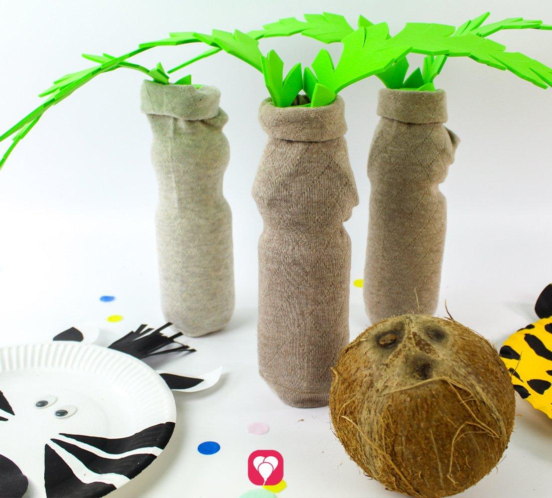 Kokosnuss Kegel
