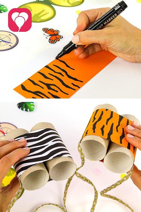 DIY Spiele Ideen mit Kindern