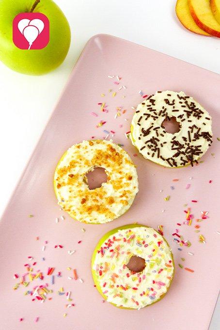 funfood - Gesunde Donuts - balloonas