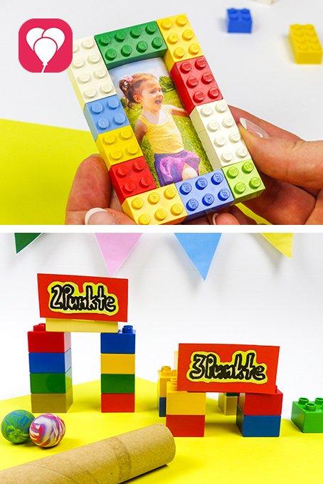 Indoor Spiele für Kindergarten Kinder - Lego