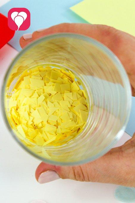 Seedbombs selbst machen - Papier
