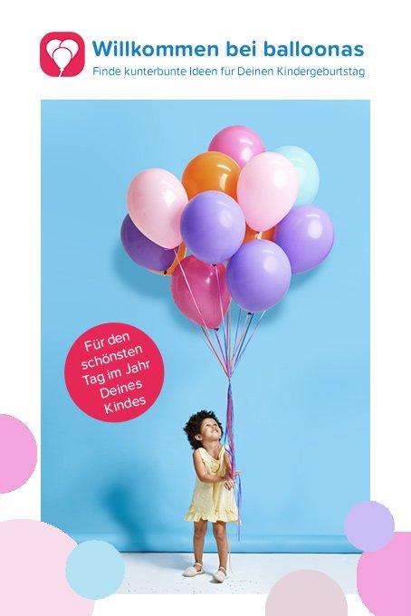 Willkommen bei balloonas