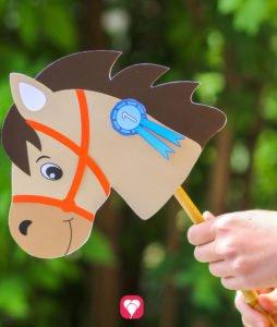 Pferde Schatzsuche - balloonas