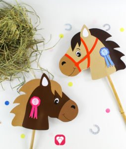 Horse Treasure Hunt - balloonas