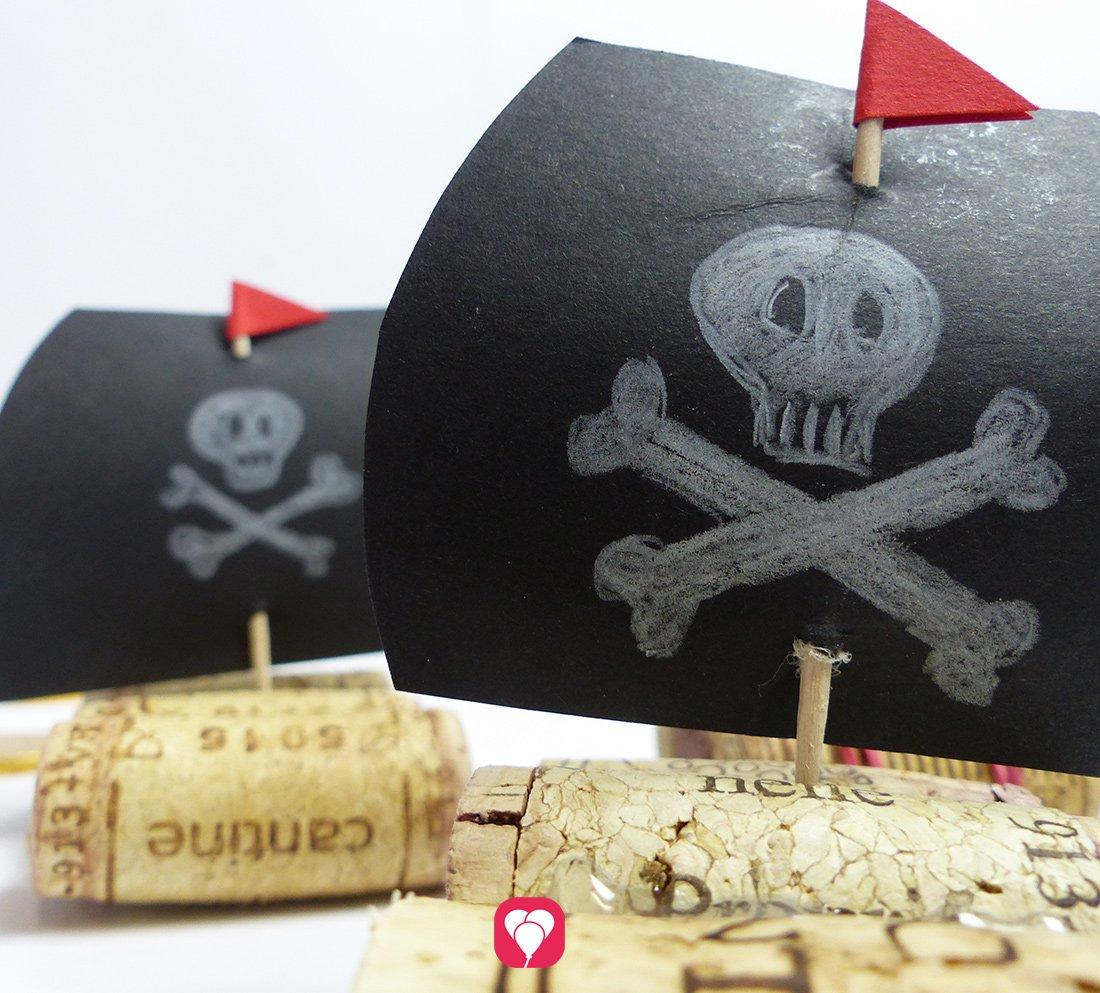 DIY Piratenschiff