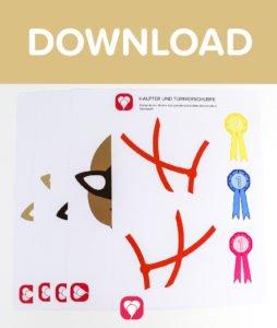 Steckenpferde basteln - Download