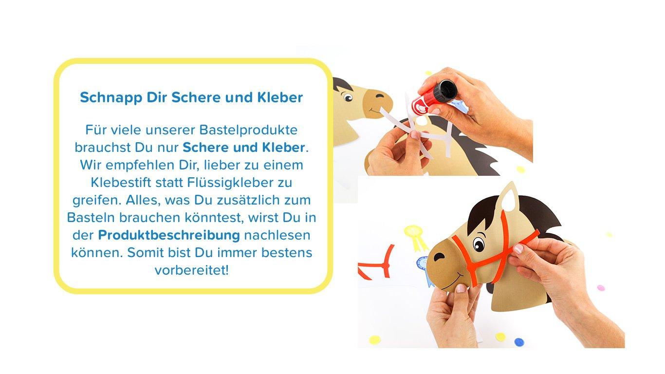Schere und Kleber - Basteltipps