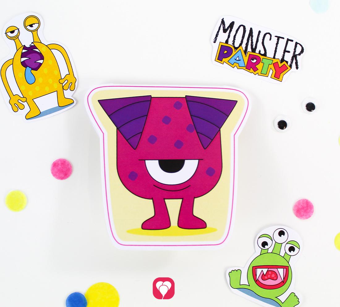 Monster Karte